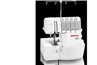 lockmachine BERNINA L450